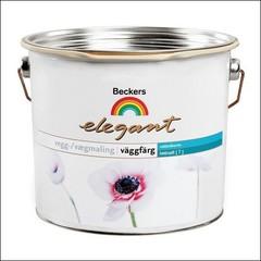 Краска для стен BECKERS ELEGANT VAGGFARG HELMATT (Прозрачный)