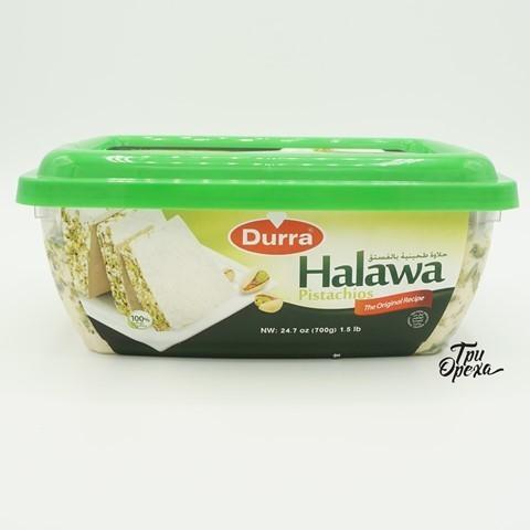 Халва фисташковая, Halawa Pistachios Durra, 700 гр