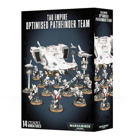 TAU EMPIRE OPTIMISED PATHFINDER TEAM