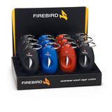 Гильотина для сигар Colibri Firebird V-cut