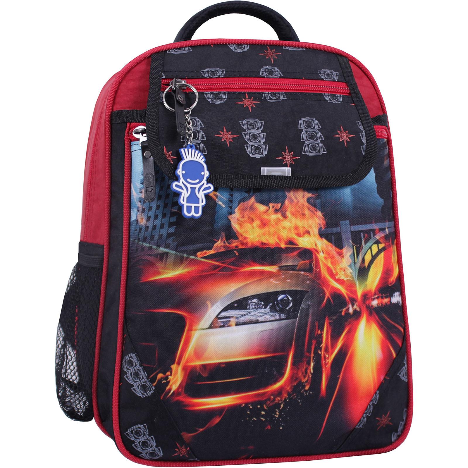 Школьные рюкзаки Рюкзак школьный Bagland Отличник 20 л. черный 500 (0058070) IMG_1216_суб.500_.JPG