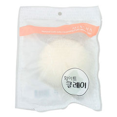 Missha Soft Jelly Cleansing Puff - Мягкий очищающий спонж для кожи лица с экстрактом конняку