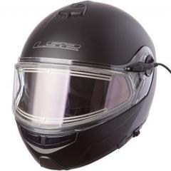 FF325 Electric Snow Solid / Матовый / Черный