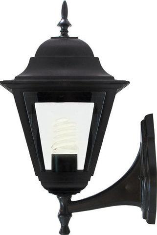 Светильник садово-парковый, 100W 230V E27 черный, 4201 (Feron)