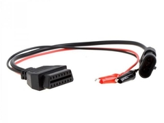 Фото Переходник OBD2 на FIAT, CHERY 3 pin