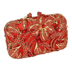 Клатч Love Wedding Couture (KL03red)