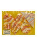 Носки - Меланж желтый. Одежда для кукол, пупсов и мягких игрушек.
