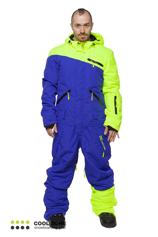 Сноубордический комбинезон Cool Zone (2427-2) мужской