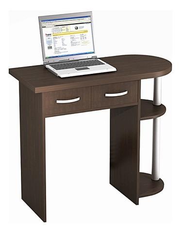 Компьютерный стол ИВОЛГА КС-10С венге