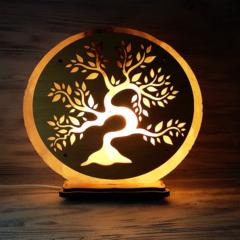 Солевая лампа Дерево 3-4кг
