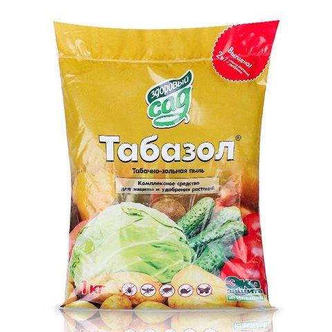 Табазол (зольно-табачная пыль) 1кг
