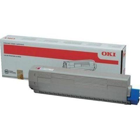 Тонер-картридж OKI C831/C841 - Magenta 10K (44844518, 44844506)