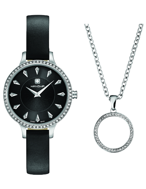 Часы женские Hanowa 16-8010.04.007 Amelia Set
