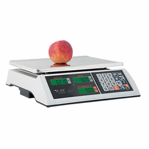 Весы торговые M-ER 327AC-32.5 LCD Ceed