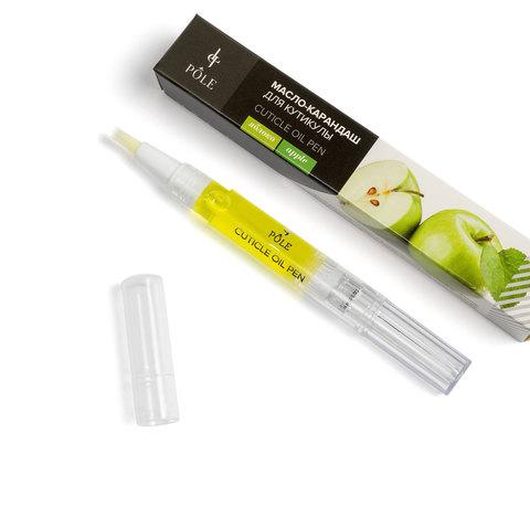 Масло-карандаш для кутикулы POLE (яблоко) 5 мл.