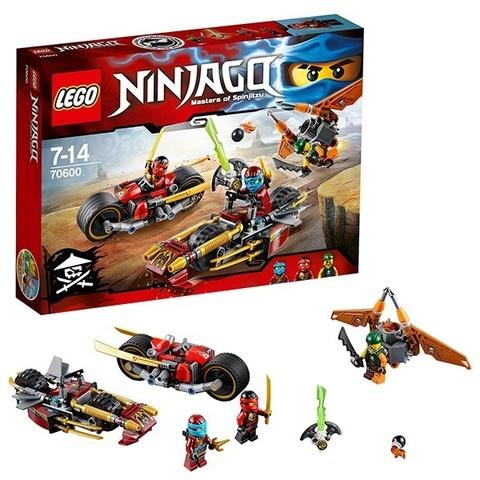 LEGO: Погоня на мотоциклах 70602