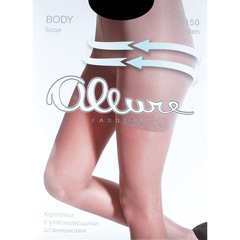 Колготки Allure Body 40/150D (nero)