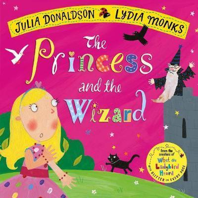 Kitab The Princess and the Wizard | Julia Donaldson