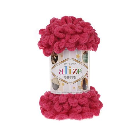 Купить Пряжа Alize Puffy Код цвета 149 | Интернет-магазин пряжи «Пряха»