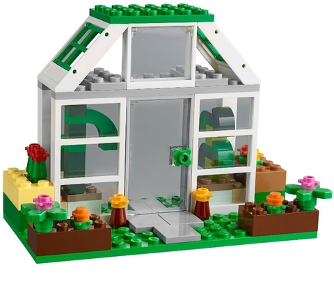 LEGO Classic: Большой набор кубиков для свободного конструирования 10705