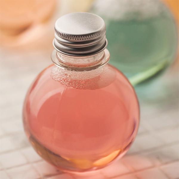 Бутылка-шар