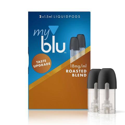 Капсула с жидкостью MyBlu Roasted Blend 18мг 2х1.5мл