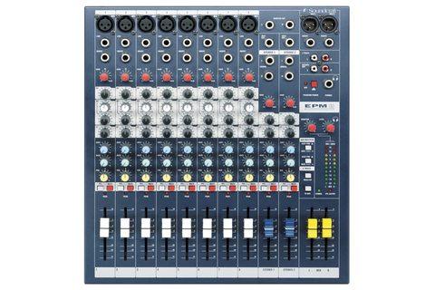 SOUNDCRAFT EPM8 аналоговый микшер