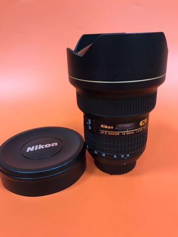 Nikon14-24mm f/2.8G Комиссия