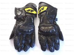 Мотоперчатки кожаные RS Taichi NXT047, чёрные, M L XL
