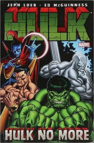 Hulk: Hulk no More TPB