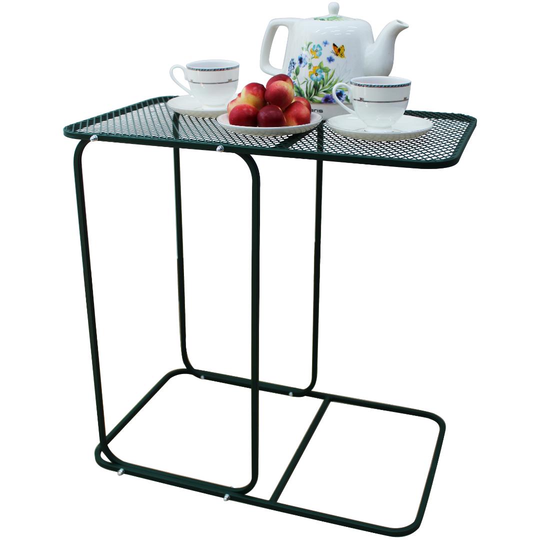 Дефа Люси Премиум зеленый прикачельный столик