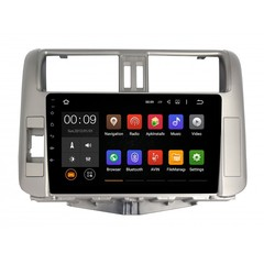 Штатная магнитола на Android 6.0 для Toyota Land Cruiser 150 09-14 Roximo 4G RX-1114