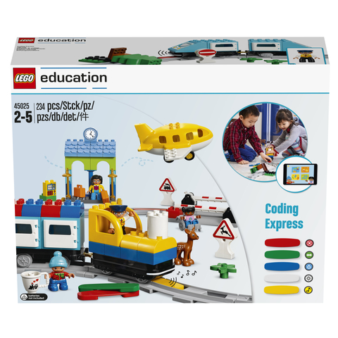 LEGO Education Экспресс