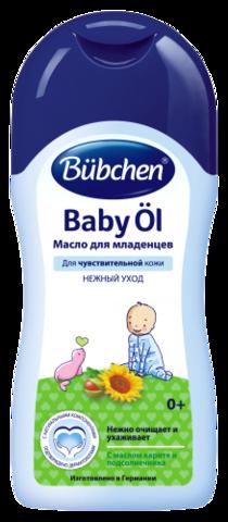 Масло для младенцев 200мл Bubchen