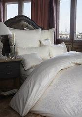 Постельное белье 2 спальное евро Curt Bauer Juliette ванильное