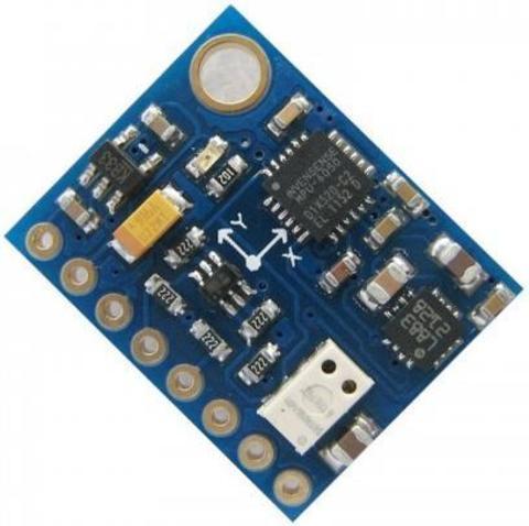 Купить недорого Модуль RI015  GY-86  Композиция датчиков IMU