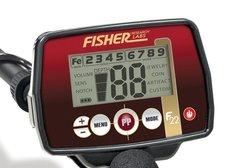 Металлоискатель Fisher F22 с катушкой Mono