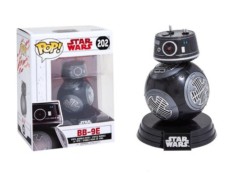 BB-9E Star Wars Funko Pop! Vinyl Figure || BB-9Е Звездные Войны