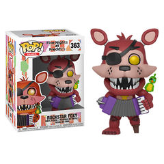 Five Nights at Freddy's: Pizza Simulator Rockstar Foxy Pop! Vinyl Figure