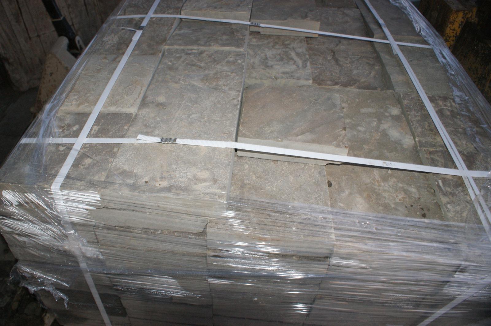 Бортовой камень пиленный Серый отгрузка