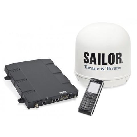 Морской спутниковый терминал Thrane & Thrane Sailor 150 Fleetbroadband