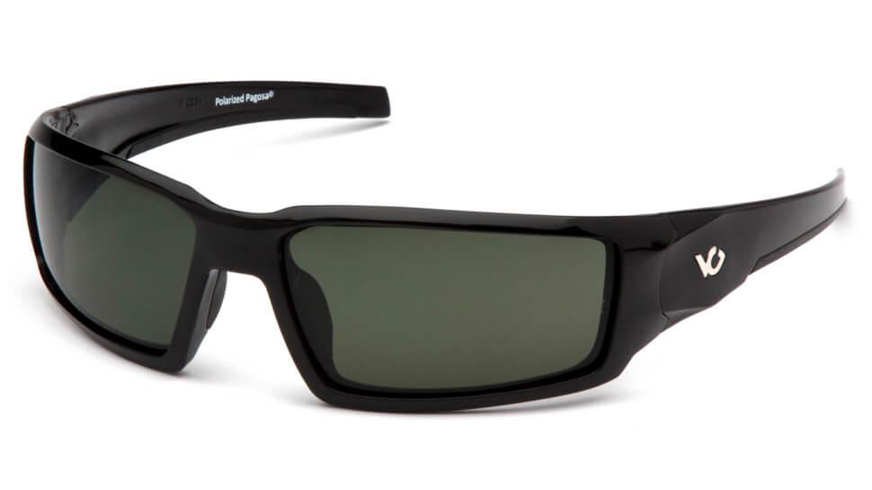 Очки баллистические стрелковые Pyramex Pagosa VGSB523 Polarized серые 7%