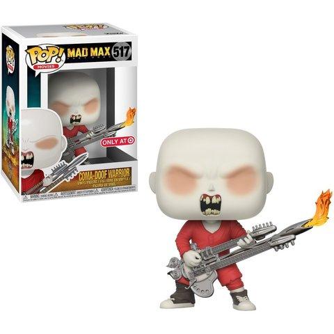Coma-Doof Warrior Mad Max Funko Pop! Vinyl Figure