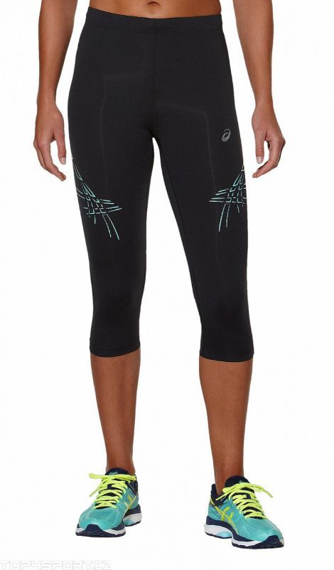 Женские тайтсы асикс Stripe Knee Tight (121335 4002)