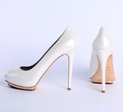 Туфли Lesilla 838010 Белый