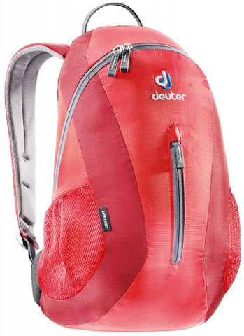 Рюкзак Deuter 2015 Daypacks City Light fire-cranberry
