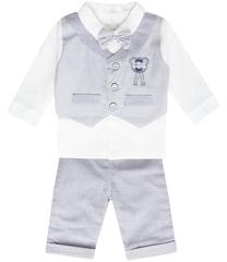 Летний нарядный костюм для мальчика