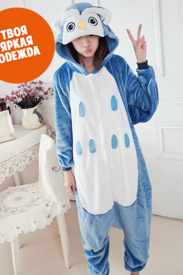 """Детские пижамы кигуруми """"Сова"""" сова_детский_кигу.jpg"""