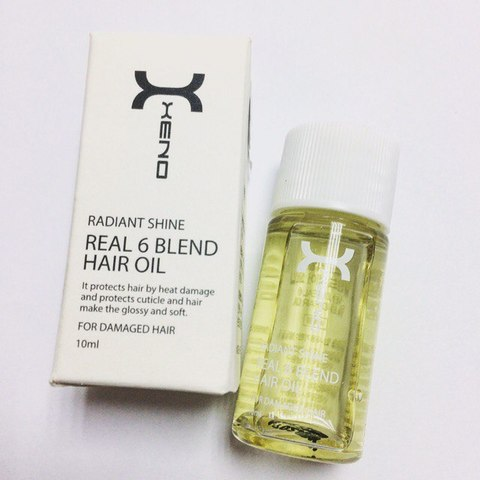 Масло для волос Real 6 Blend Hair Oil от Xeno
