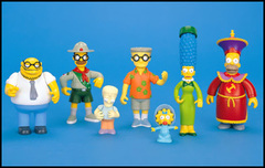 The Simpsons Figures Series 10